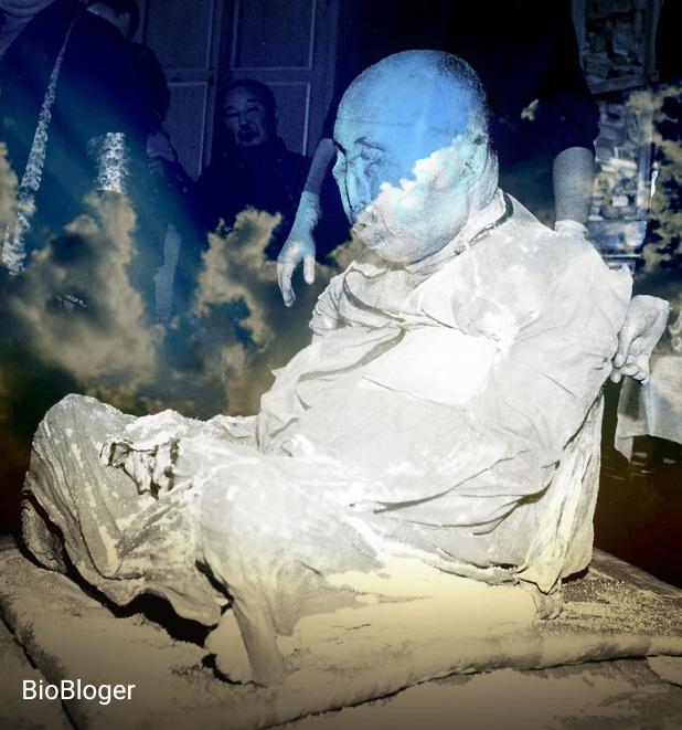 Итигэлов Даши Доржо нетленный глава бурятского буддизма