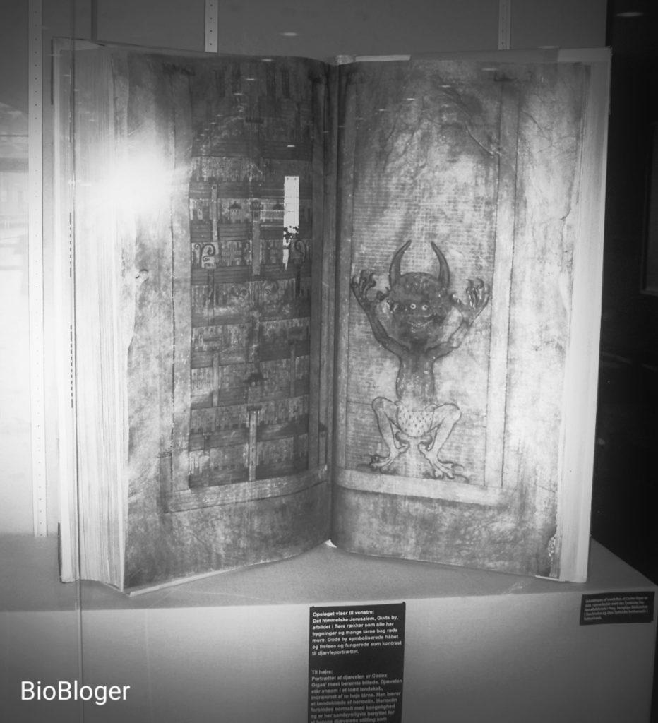 Библия Дьявола или Кодекс Гигас самая большая книга в мире