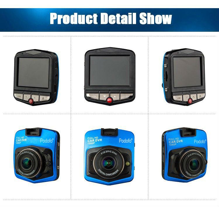 Автомобильный Видеорегистратор Full HD 1080