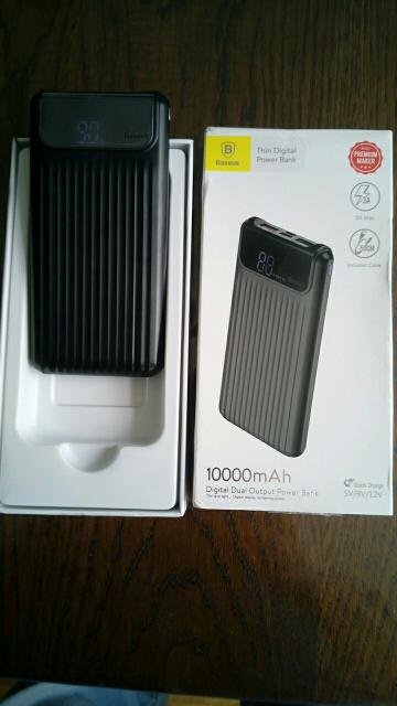 Повербанк 10000 мА/ч BASEUS Quick Charge 3.0