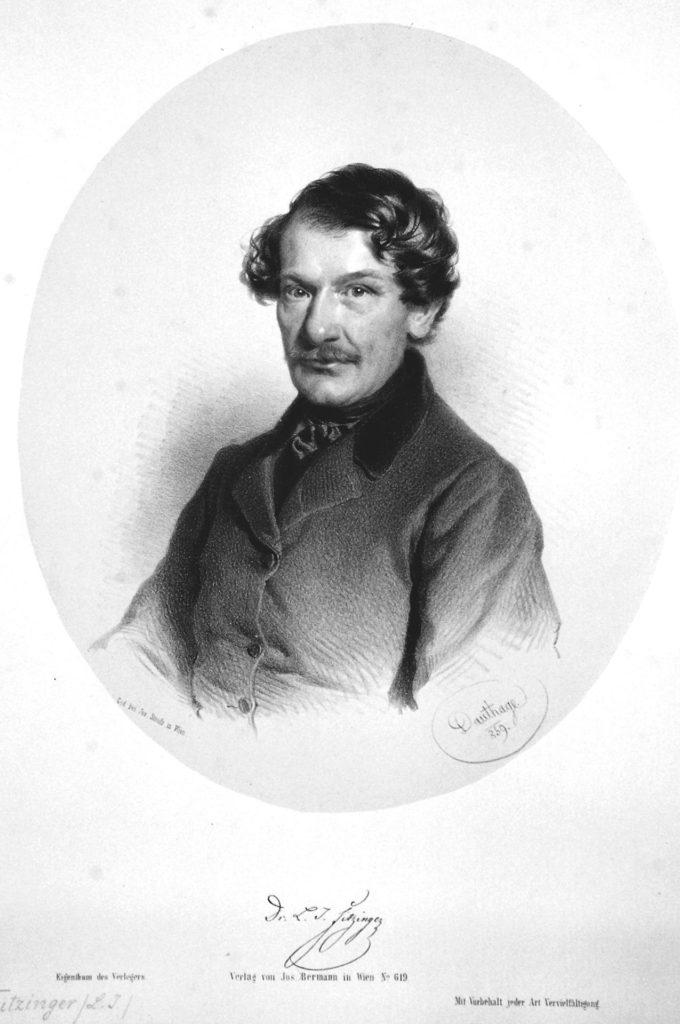 Леопольд Фитзингер