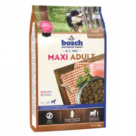 Корм для собак Bosch Adult Maxi
