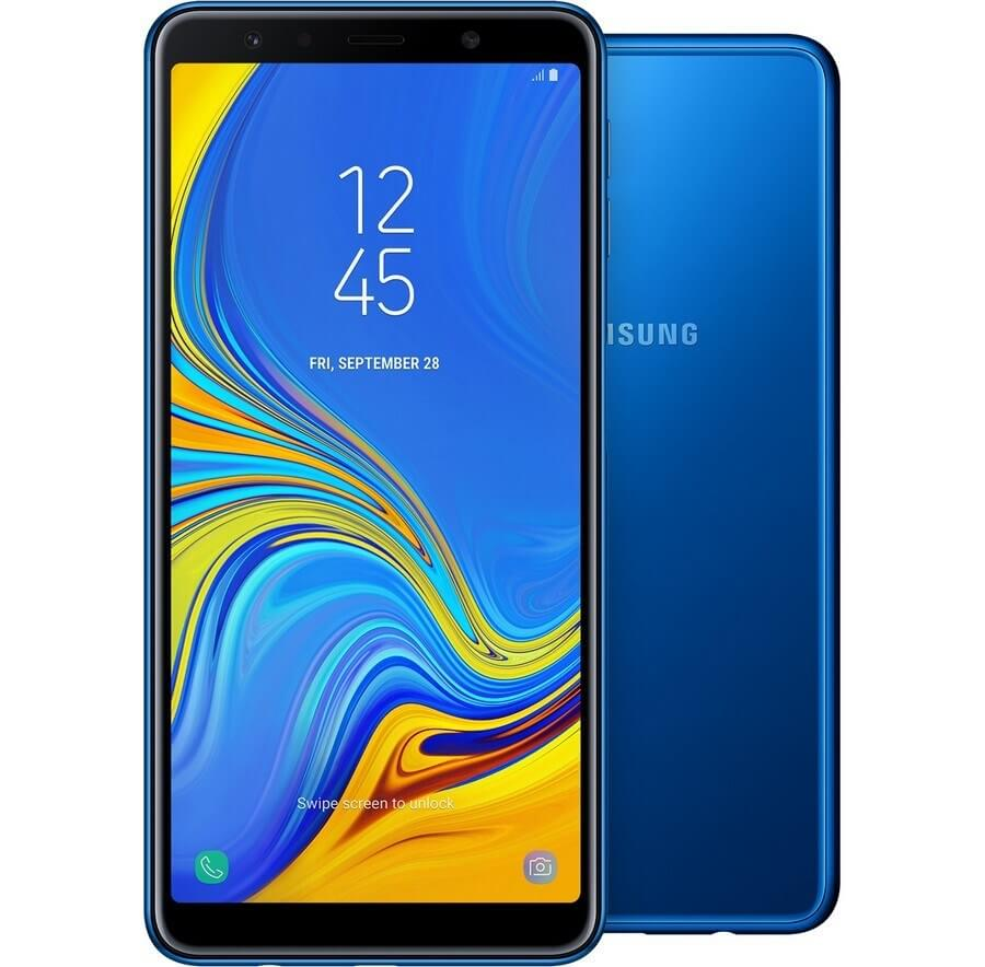Смартфон Samsung Galaxy A7 SM-A750