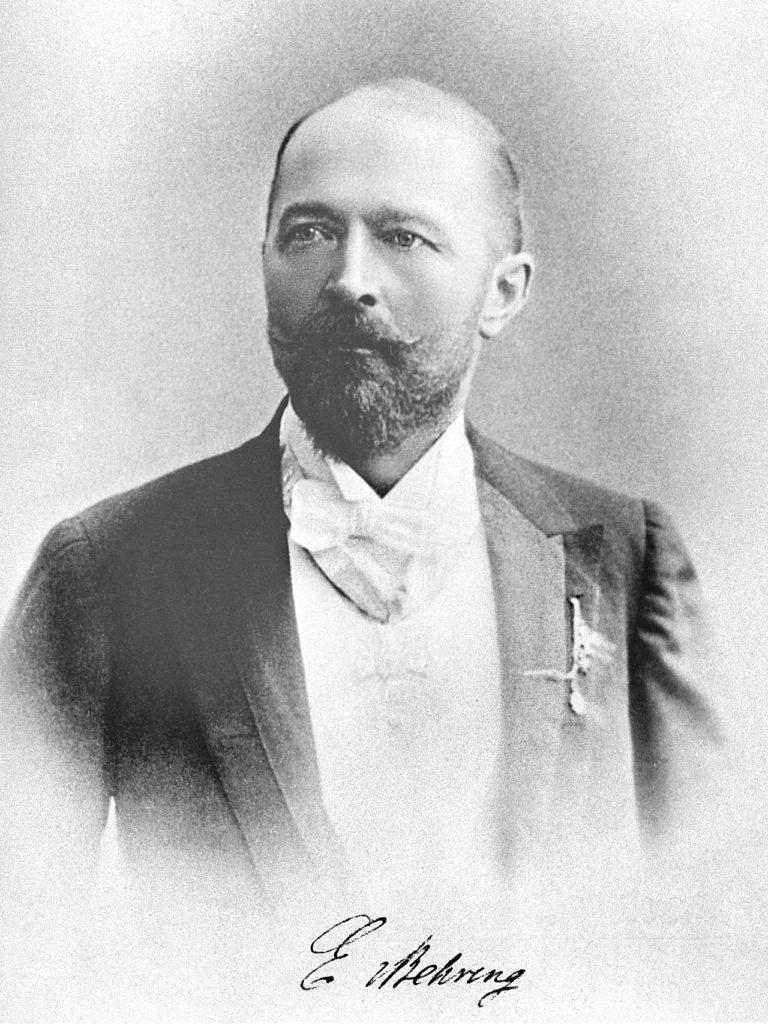 Эмиль Адольф фон Беринг – создал антитоксин дифтерии