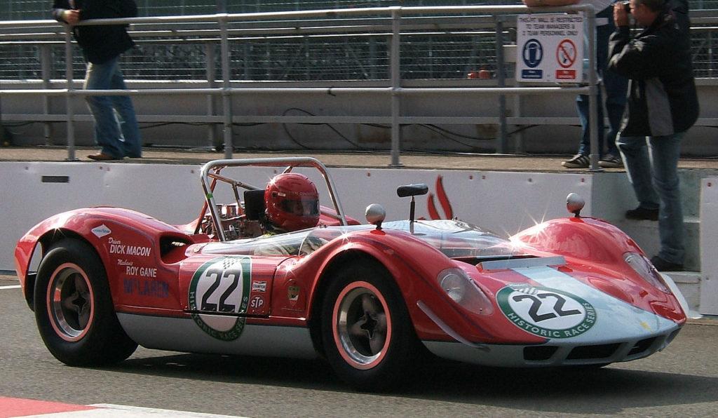 Берилий в двигателях McLaren