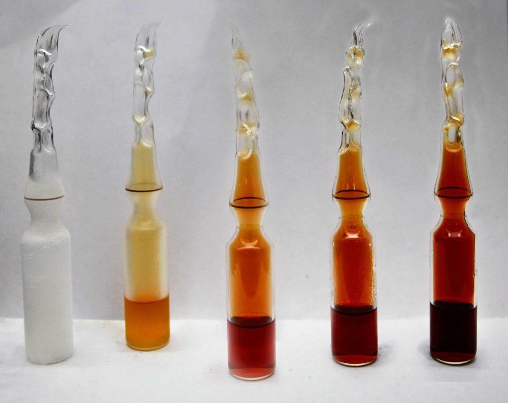 Применение жидкого и газообразного азота
