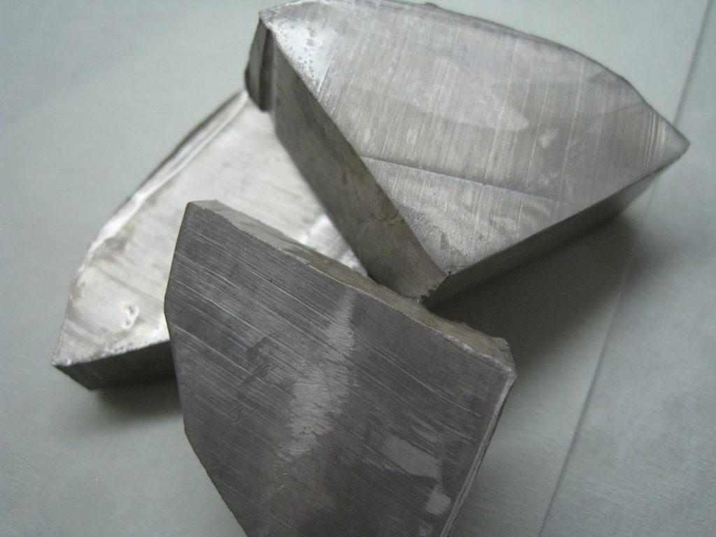 Натрий в виде металла