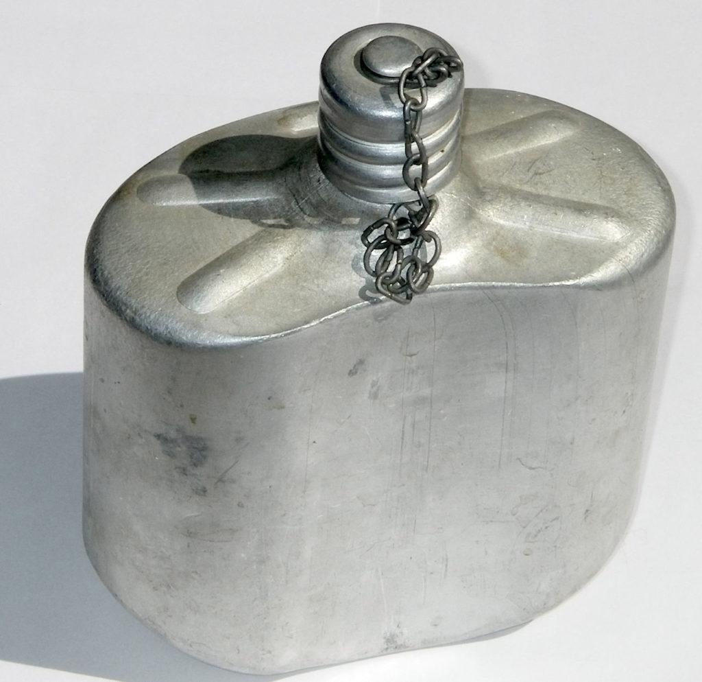 Алюминиевая фляга