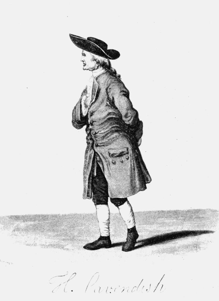 Генри Кавендиш — человек который открыл аргон