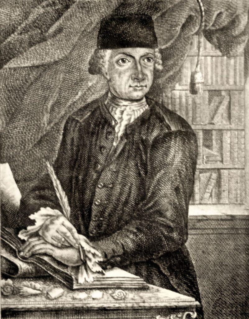 Иоганн Готлоб Леманн - человек который открыл хром