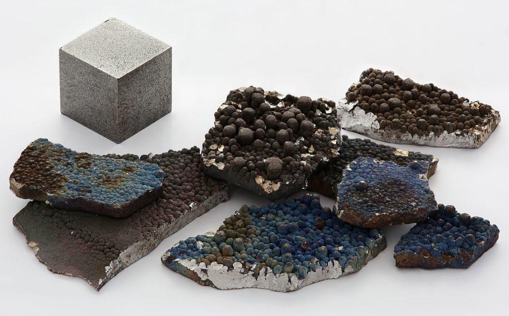 Марганцевые минералы