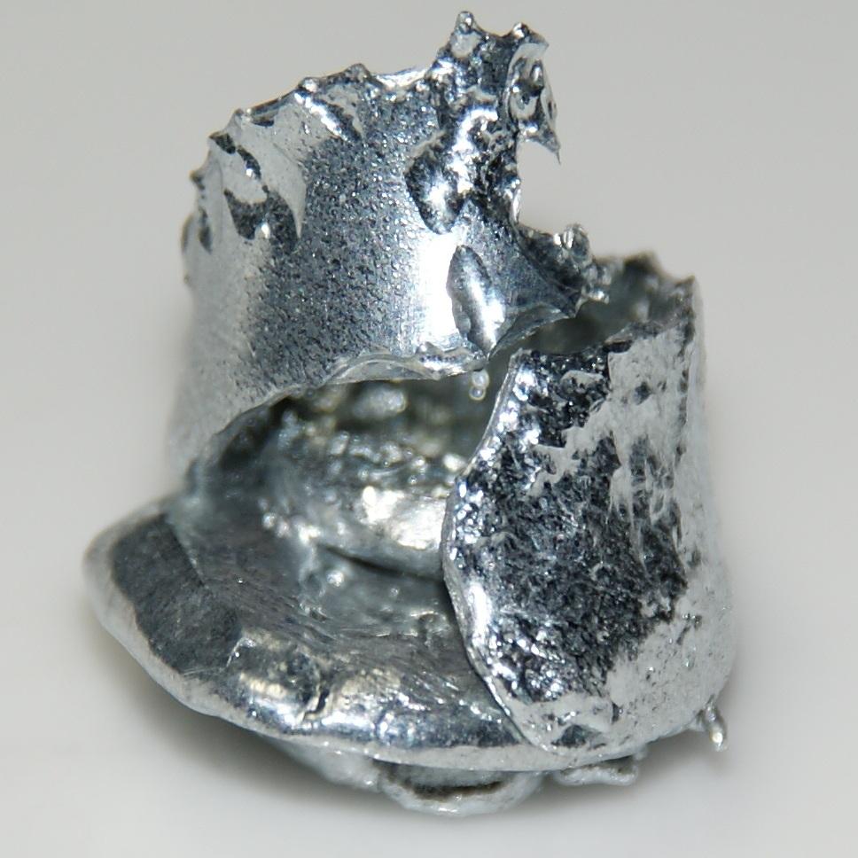 Галлий в виде металла